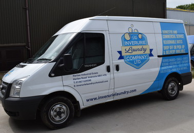 Pick up and Delivery Van